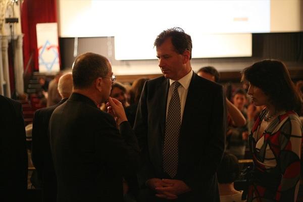 United States and Israeli Ambassador