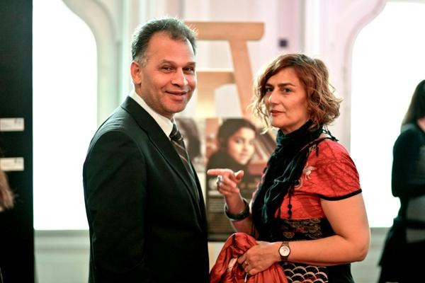 Veljko Kajtazi i Nevenka Lukin