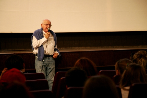 Branko Lustig's lecture