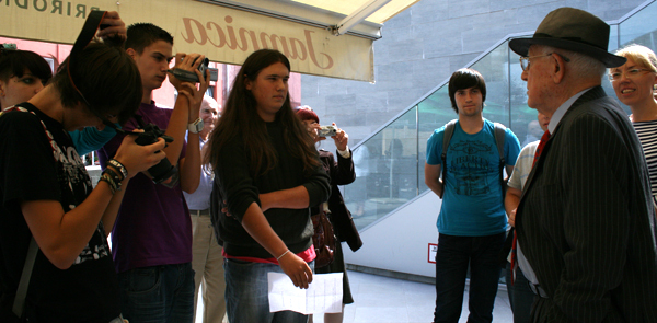 After the education in Osijek in 2010