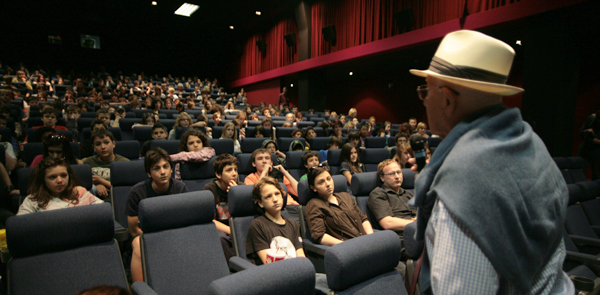 Educational morning in Zagreb in 2010