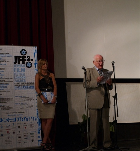 Opening of the 2nd JFF