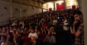 Audience in the Europa cinema - 2nd JFF