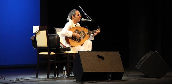 Israeli musician Yair Dalal