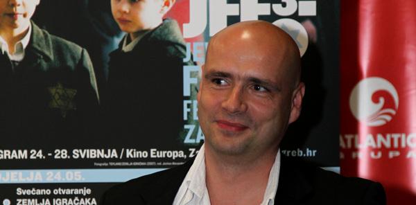 German director and Academy Award winner Jochen Alexander Freydank