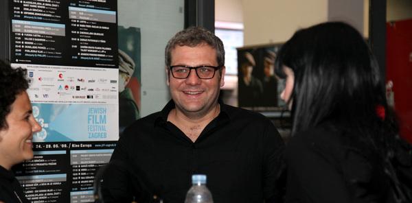 Umjetnički direktor i ilustrator David Polonsky - 3. JFF