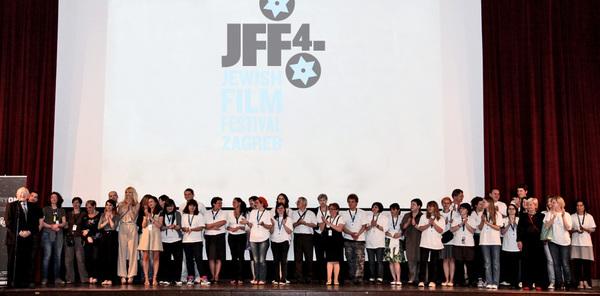 Volonteri 4. JFF-a