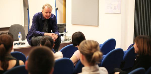 Stellan Skarsgård - predavanje na ADU-u
