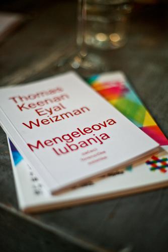 Druga književna večer 7. Festivala tolerancije
