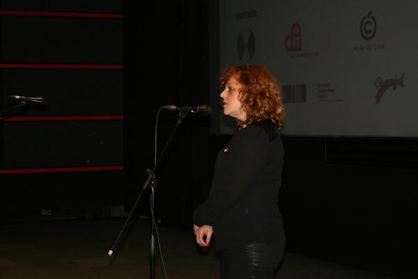 Nataša Popović, direktorica Festivala