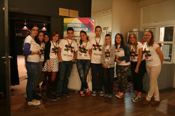 Sarajevske volonterke i volonteri