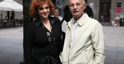 Nataša and Mustafa
